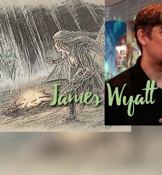Ilustrador James Wyatt